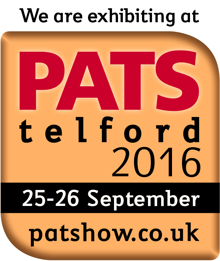 2016 pats telford - we are exhibing at-hr